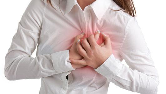 Sudden Heart Attack Symptoms