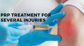 PRP Treatment for Several Injuries-Joint Pain, Back Pain and Sports Injuries