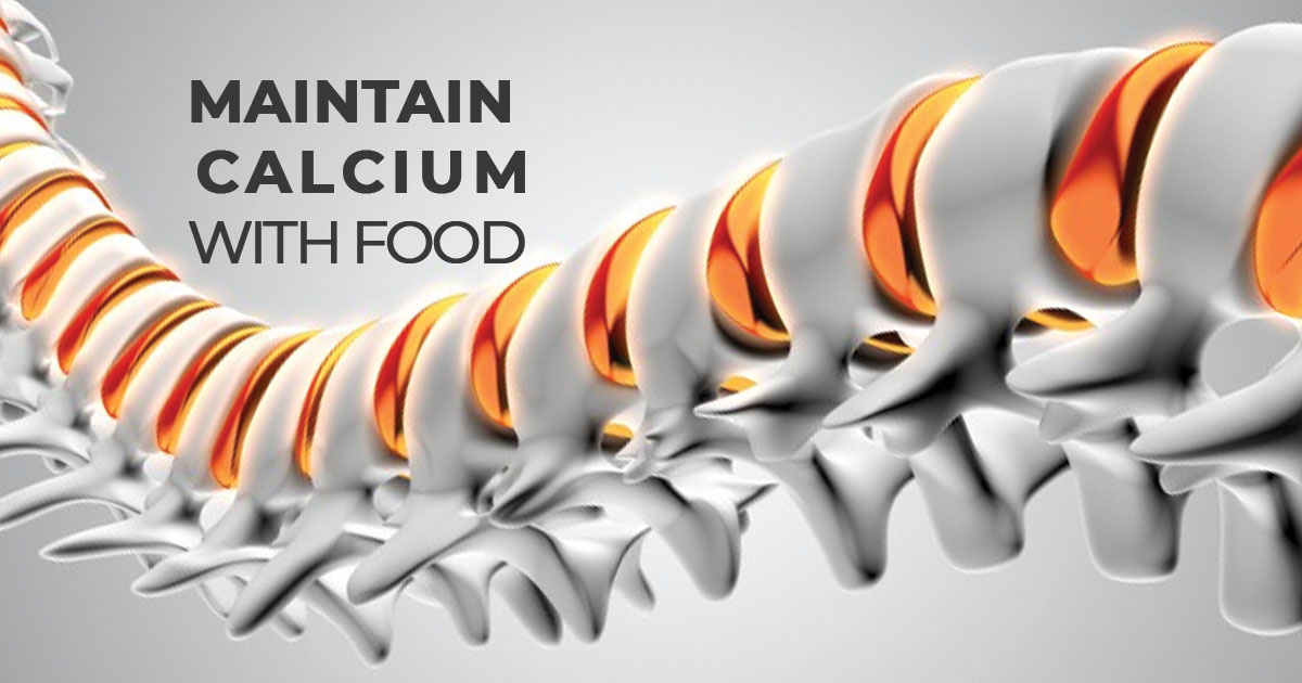 Non-dairy Calcium containing Foods