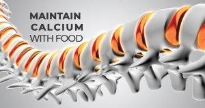 Non-dairy Calcium containing Foods