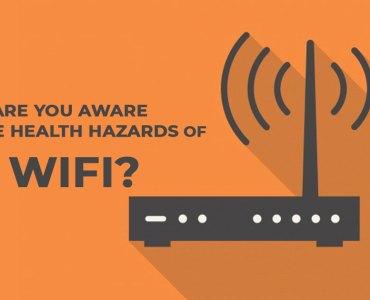 Ways to Avoid Wi-Fi Associated Health Hazards