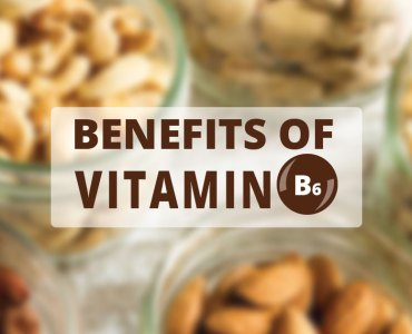 Health Benefits of Vitamin B6