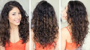 5 Washing Tips for Tricky Curls of Your Hair