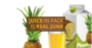 Health Hazards of Packed Juices