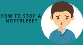 causes of sudden nosebleed