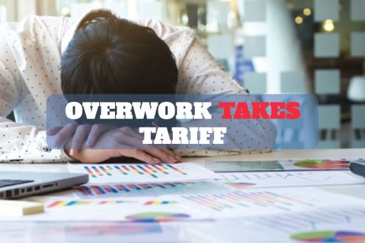 5 Ways Overwork Takes Toll on Your Health