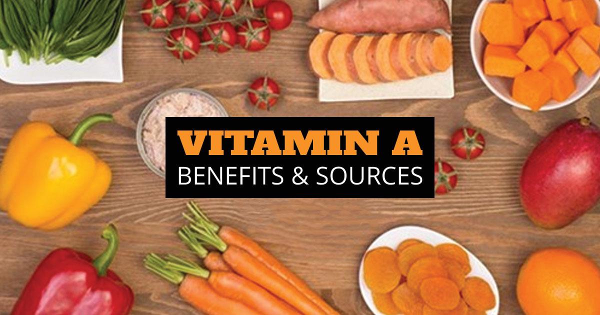 Top 10 Vitamin A Rich Foods