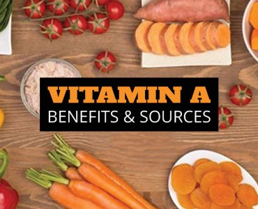 Top 10 Vitamin A Rich Foods