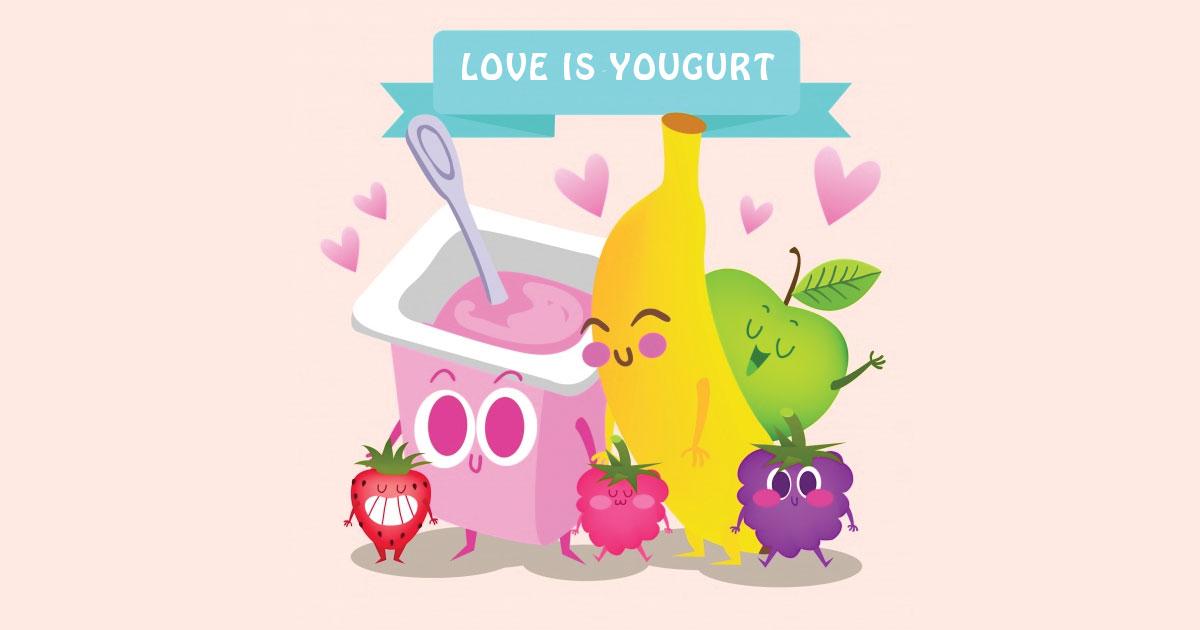 5 Impressive Health Benefits of Eating Yogurt