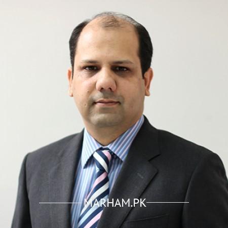 Dr. Nauman Zahoor Ahmed