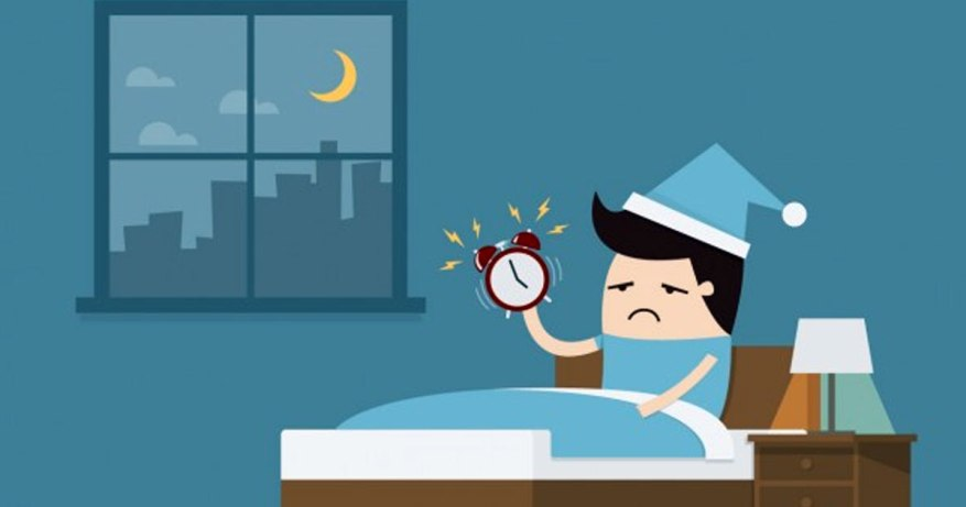 sleep pattern and health