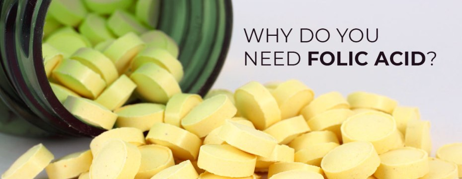 Why You Need Folic Acid During and After Conceiving?