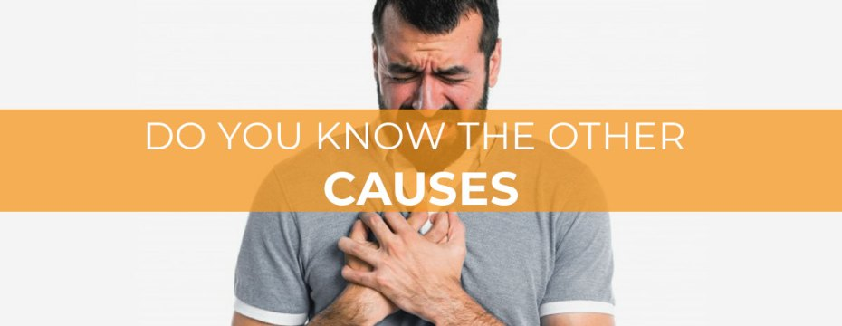 5 Lesser Known Causes of Chest Pain