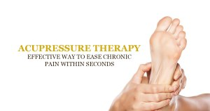 4 acupressure points for pain relief