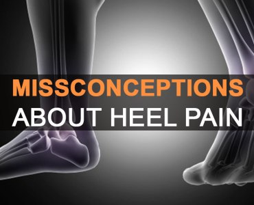 3 Myths about Heel Pain