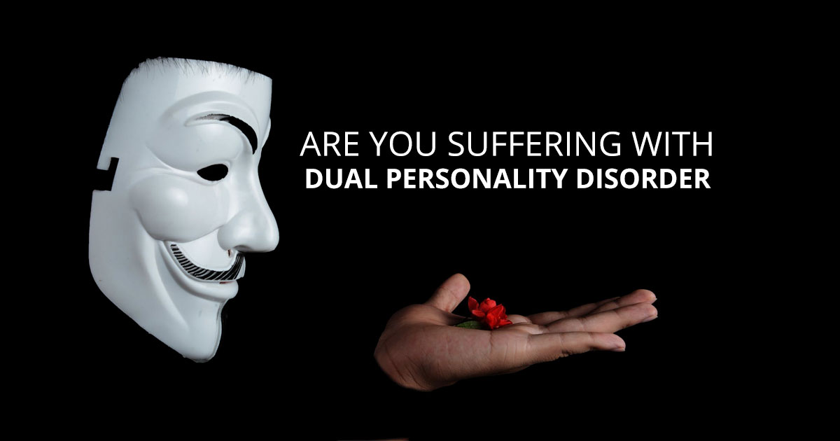 """Dual Personality Disorder-Where """"ME"""" becomes """"WE"""""""
