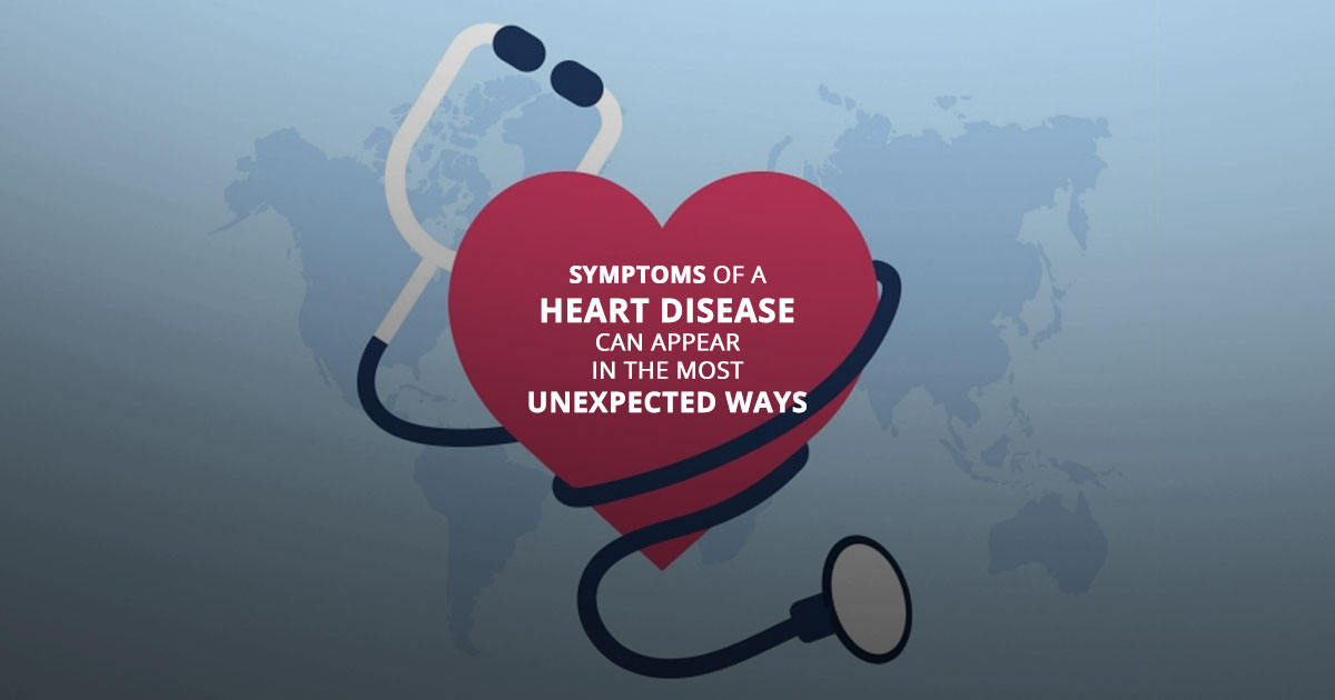 Unusual and Interesting Signs That Indicate a Heart Disease