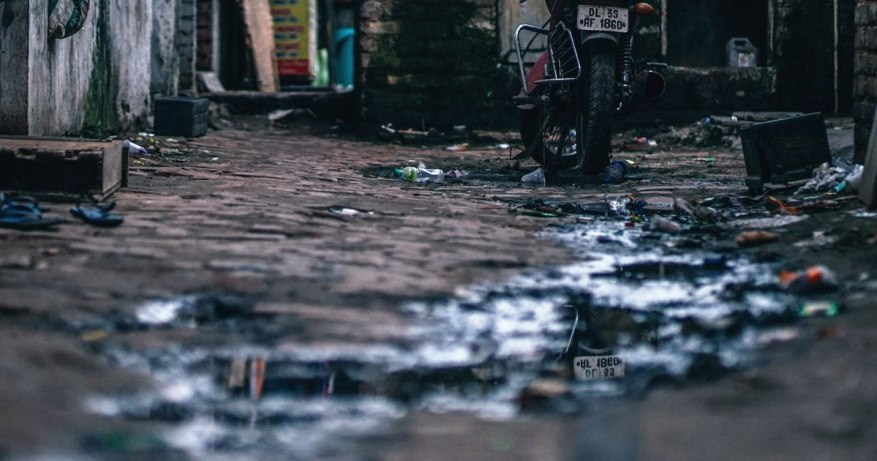 poor sanitation
