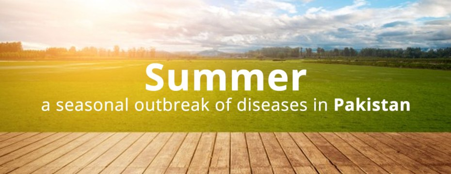 Common Viral Diseases in Pakistan During Summer