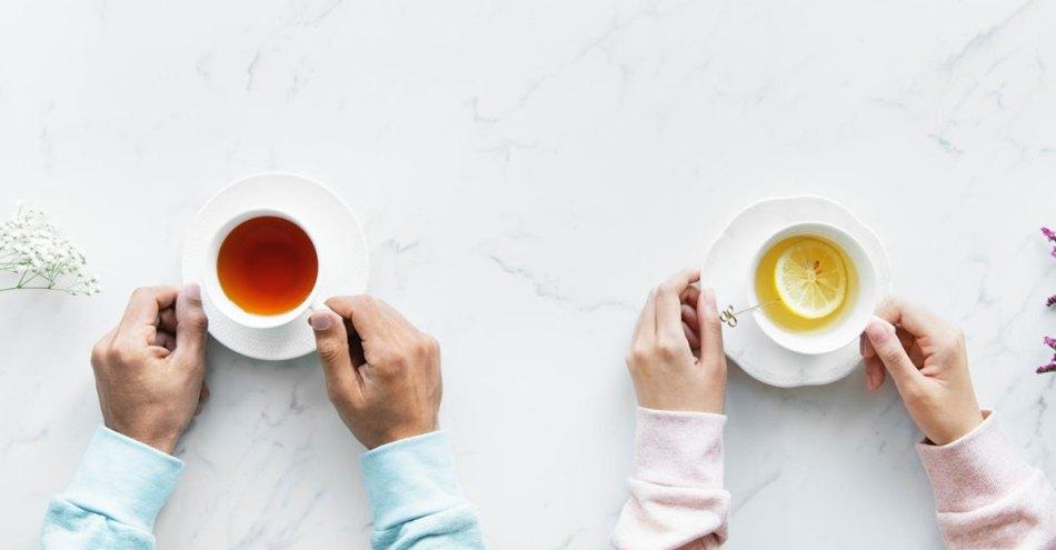 Green Tea or Black Tea