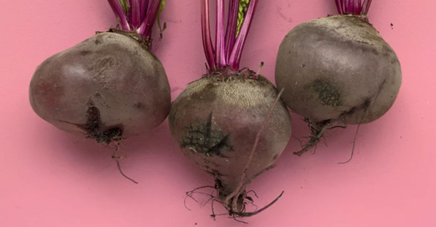 beet root juice for low bp