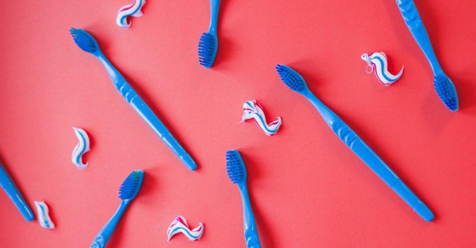 damaging teeth with brushing