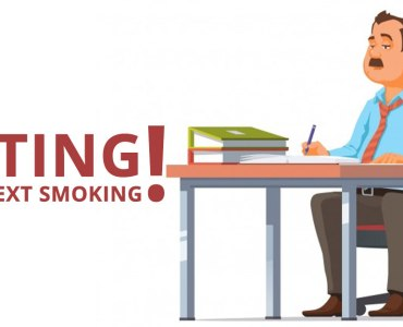 Sitting Is The Next Smoking: Get Up, Stand And Walk
