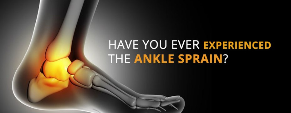 Remedies for Ankle sprain