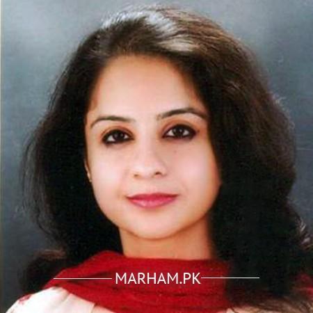 Dr. Amena Moazzam Baig