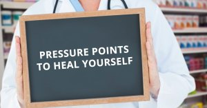 pressure points to heal