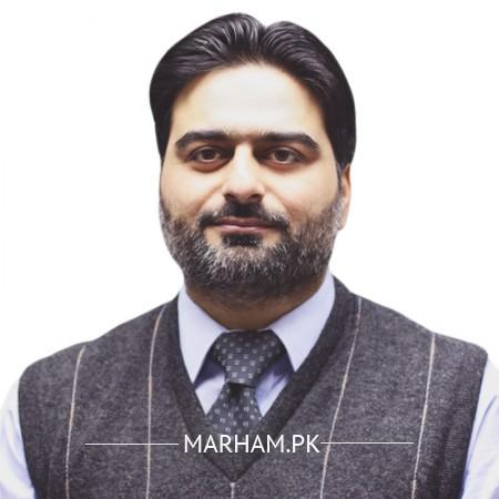 Dr. Muhammad Zarrar Arif Butt