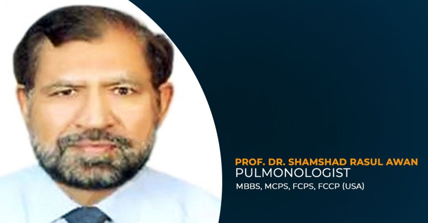 Pulmonologists in Lahore