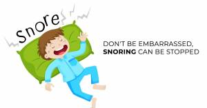 snore