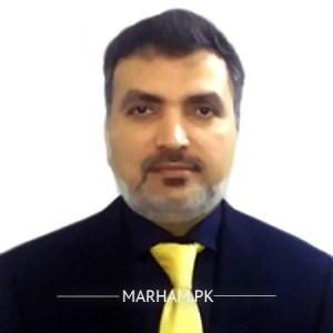 Dr Sabir Hussain Oncologist Karachi