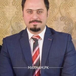 Ibrahim Siawash Psychologist Lahore
