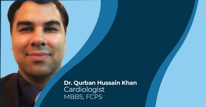Dr. Qurban Hussain Khan cardiologist