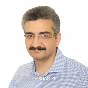 Dr. Muhammad Munir Ahmed Khan - Orthopedic Surgeon