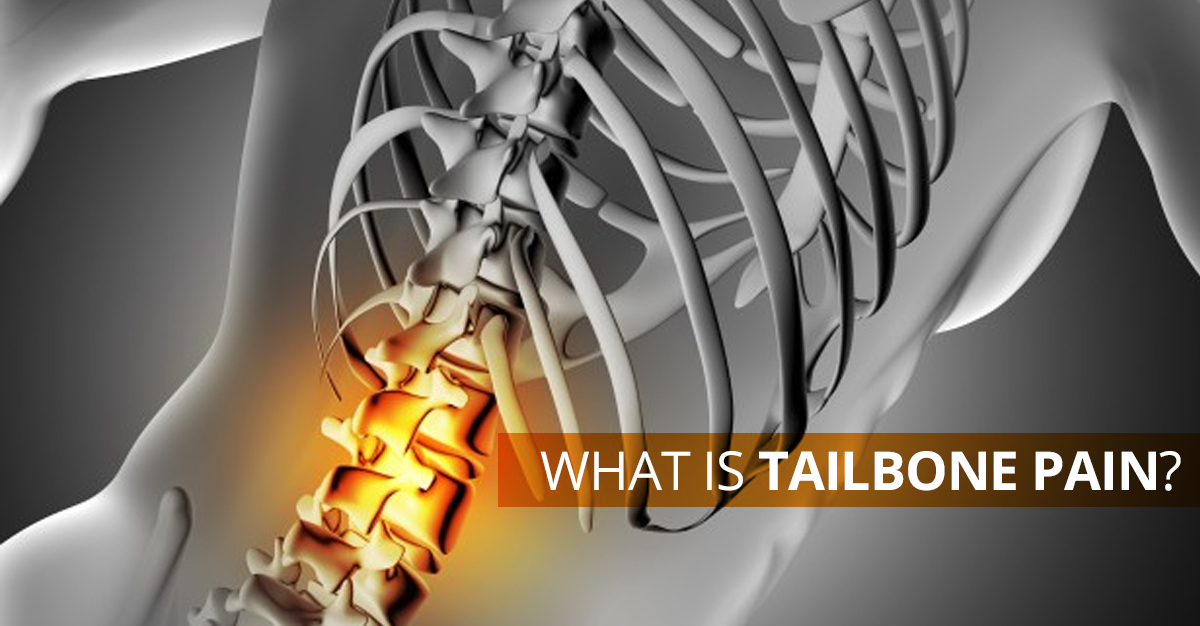 Tailbone? Causes And Treatments