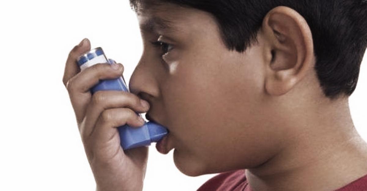 asthma kids