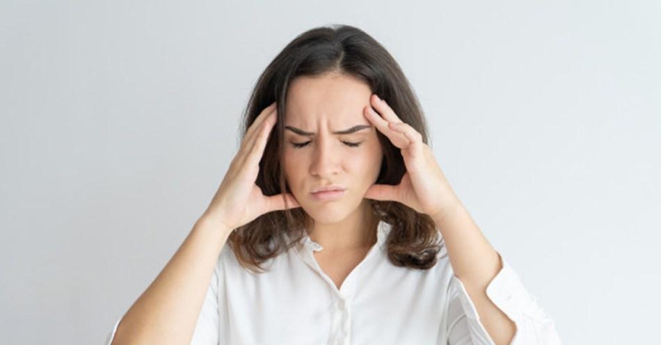 stress releif via dry brushing