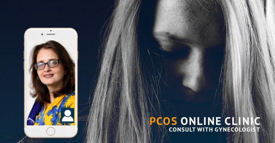 pcos online clinic - marham