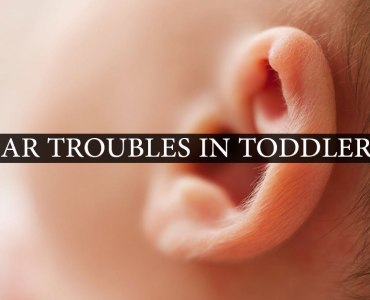 ear problems in kids