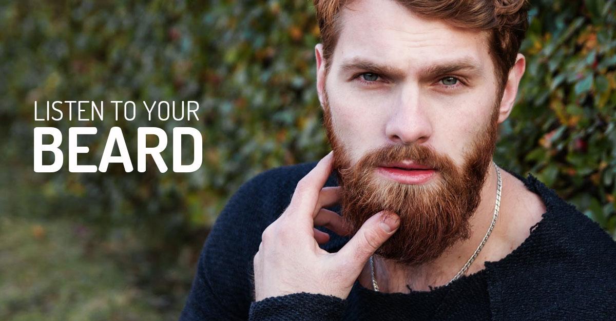 health clues by beard