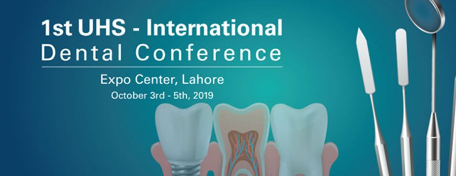 International Dental Conference - UHS