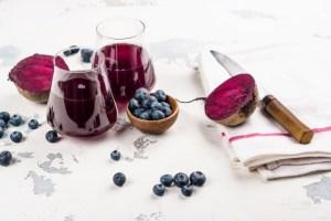 fresh-beet-blueberry-juice