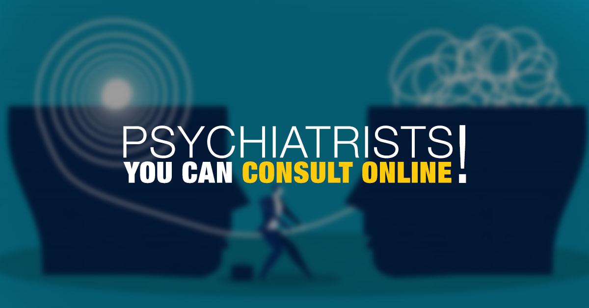 Online psychiatrists