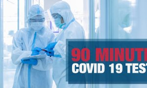 90 Minute Test To Detect COVID19 Might Prove Beneficial