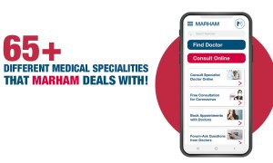 Know The 65 Major Specialties That Marham Deals With!
