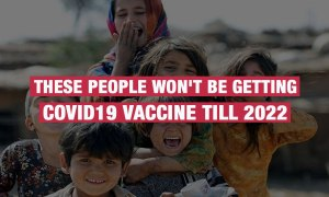 COVID-19: Healthy Individuals Not Getting Any Vaccine Till 2022