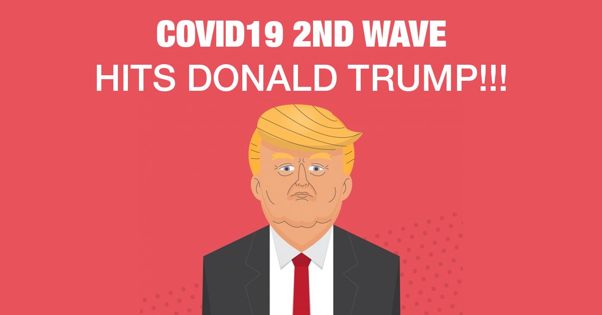 COVID19's Second Wave